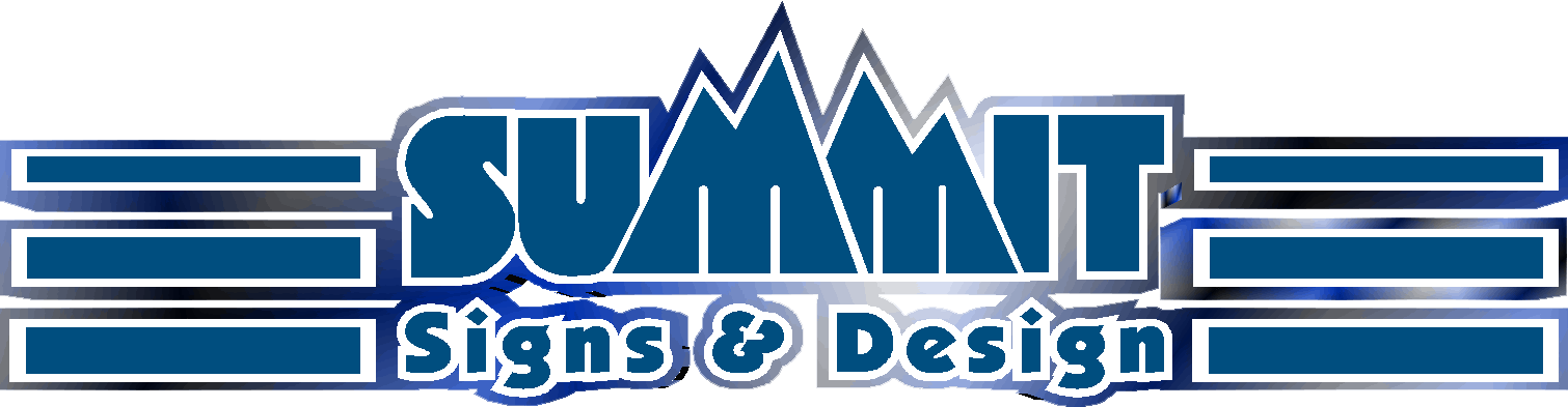 Summit Signs Custom Sign Shop