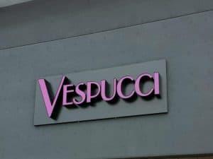 Vespucci Sign
